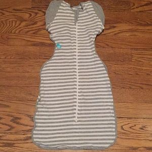GUC Love to Dream 50/50 Swaddle